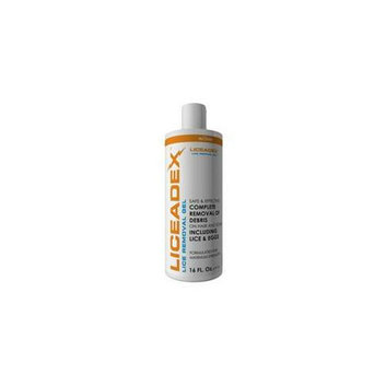 All Stop AS00121 Liceadex Lice & Nit Removal Gel - 16 oz