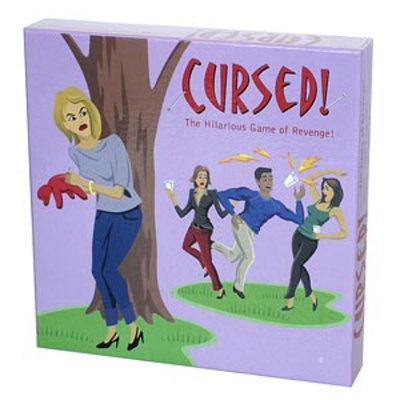 Cursed! Party Game Ages 13+