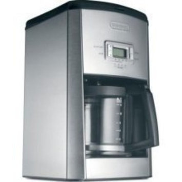 DeLonghi Esclusivo DC414T 14 Cup Programmable - Glass - Stainless/Black