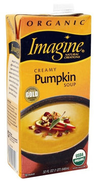 Imagine Foods - Organic Creamy Pumpkin Soup - 32 oz.