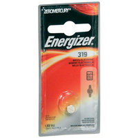 Energizer 319 Watch/Electronic Silver Oxide Battery