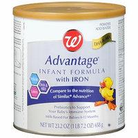 Walgreens Advantage Infant Formula Powder with Iron