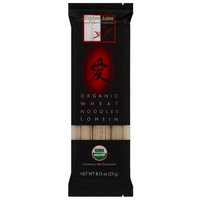 Explore Asian Organic Wheat Lomein Noodles, 8.15 oz, (Pack of 10)