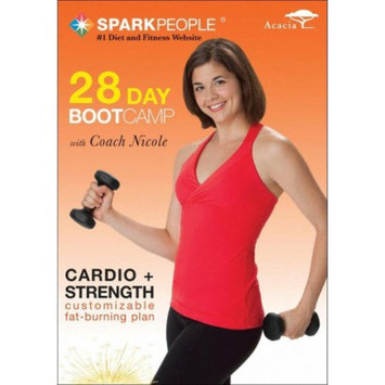 Acacia SparkPeople: 28 Day Boot Camp - Widescreen - DVD