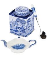 Spode Scenic Italian 3 Piece Tea Set