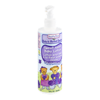 Healthy Times Baby's Herbal Garden Sweet Violet Baby Lotion