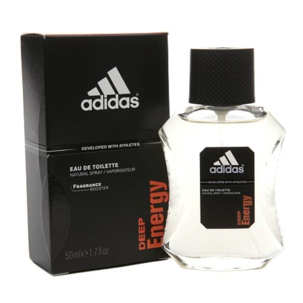 Adidas Deep Energy for Him Eau de Toilette Spray