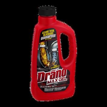 Drano Max Gel Pro Strength Clog Remover