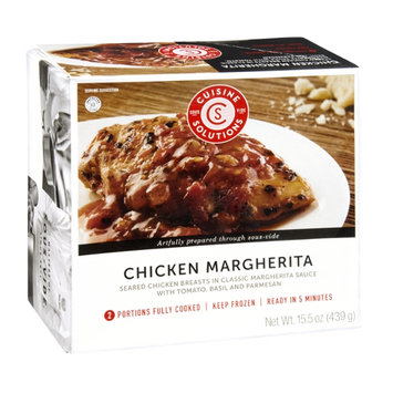 Cuisine Solutions Chicken Margherita