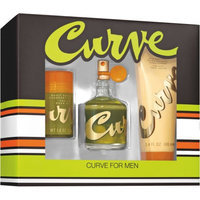 Curve for Men Fragrance Gift Set, 3 pc