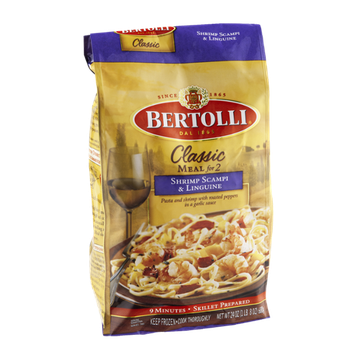 Bertolli® Classic Meal for Two Shrimp Scampi & Linguine