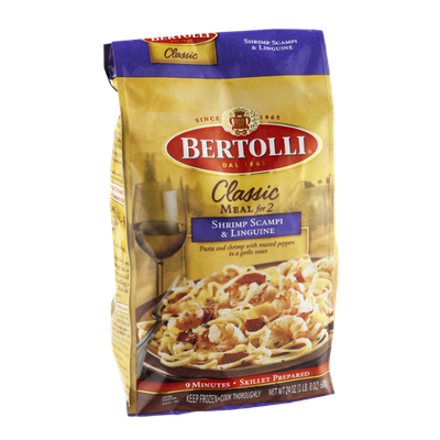 Bertolli® Classic Meal for Two Shrimp Scampi & Linguine
