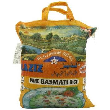 Laziz Basmati Rice, 10-Pound Bag