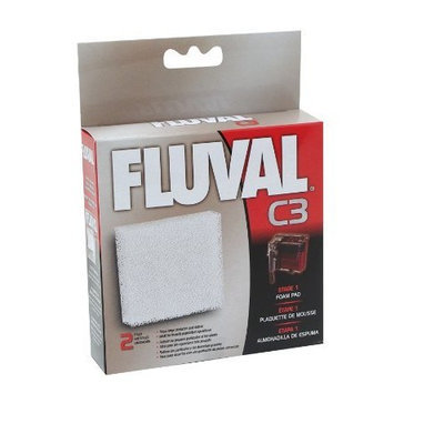 Hagen Fluval Foam Pad - 2-Pack