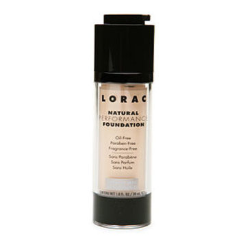 LORAC Natural Perfomance Foundation