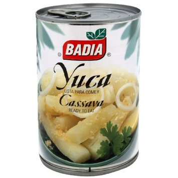 Badia Yuca Canned, 15-Ounce (Pack of 6)