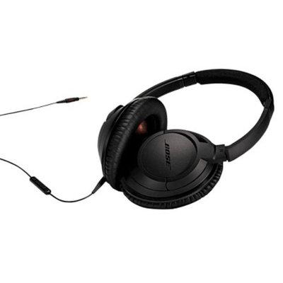 Bose SoundTrue around-ear headphones - Black