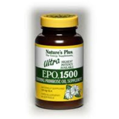 Nature's Plus - Ultra Epo 1500, 150 mg, 60 softgels [Health and Beauty]