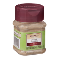 Sauer's White Pepper Ground