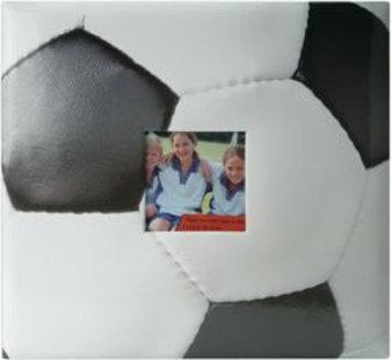 Mbi MBI Scrapbook Albums Sport and Hobby 12x12 Postbound Scrapbook Album - Soccer