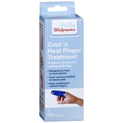 Walgreens Cool 'N Heat Finger Treatment, 1 ea