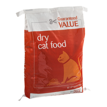 Guaranteed Value Dry Cat Food