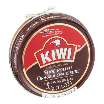 Kiwi Shoe Polish Brown