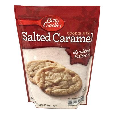 Betty Crocker Salted Caramel Cookie Mix