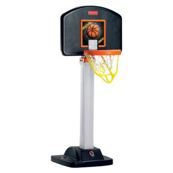 Fisher Price Grow To Pro Basketball Hoop