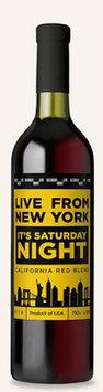 Saturday Night Live 2016 California Red Blend