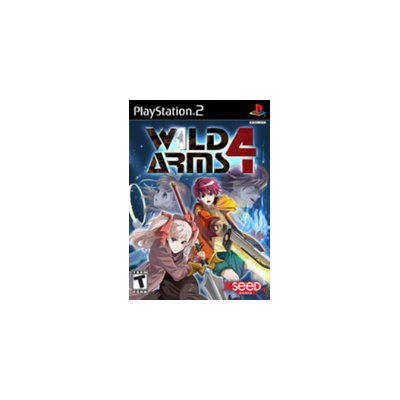 Media Vision Entertainment Inc Wild Arms 4
