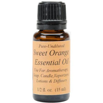 Bolek's Essential Oil Open Stock .5Oz-Orange