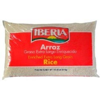 Iberia Enriched Extra Long Grain Rice 5 Lb