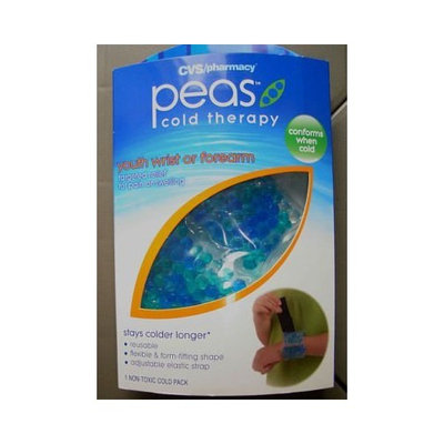 Cvs/pharmacy Peas Cold Therapy, Youth Wrist or Forearm, 1 Non-toxic Cold Pack