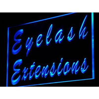 ADV PRO i885-b Eyelash Extensions Beauty Salon NEW Light Sign