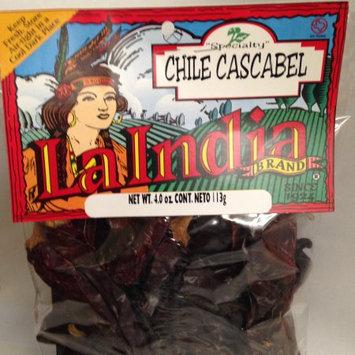 La India Packing Company La India Chile Cascabel 4oz
