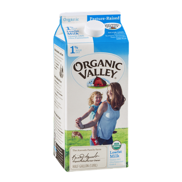 Organic Valley Milk 1% Lowfat