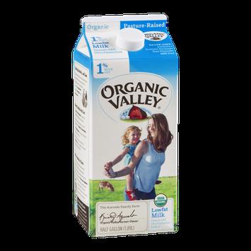Organic Valley Milk 1% Lowfat