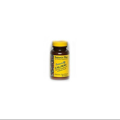 Source Of Life Cal/Mag 500mg/250mg by Nature's Plus 90 Tabs