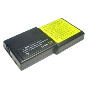 Premium Power Products Premium Power 02K6822 Compatible Battery 4600 Mah 02K6822 for use with IBM Laptops
