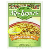 Mrs Leepers Mrs. Leeper's Cheeseburger Mac, 8.32-Ounce Boxes (Pack of 12)