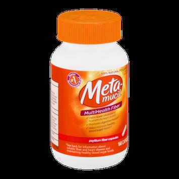 Metamucil Multi-Health Fiber Capsules - 160 CT