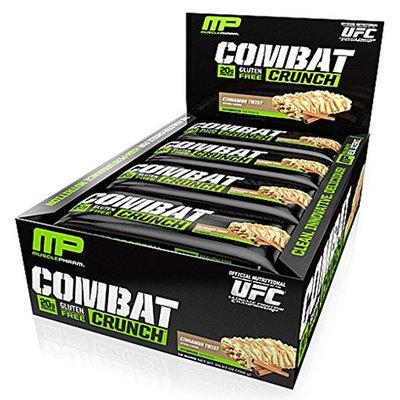 Muscle Pharm - Combat Crunch Bar Cinnamon Twist - 2.22 oz.