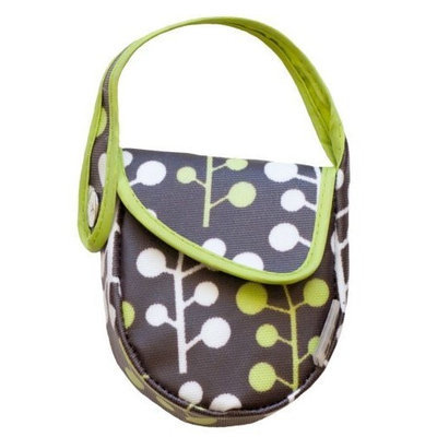 JJ Cole Pacifier Pod, Lemon Posy (Discontinued by Manufacturer)