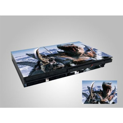 Pacers PS2 Sony Playstation 2 Body Protector Skin Decal Sticker
