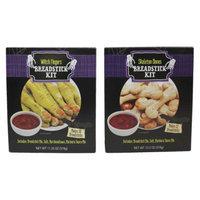 Maud Borup Inc Breadstick Bones, Breadstick Witch Fingers Kit Assorted 13.20 oz