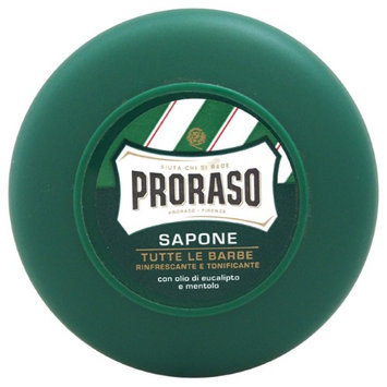 Proraso Refreshing and Invigorating 2.6-ounce Shaving Soap