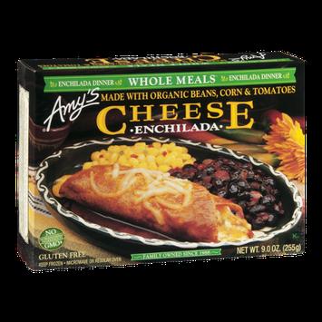 Amy's Kitchen Enchilada Cheese Gluten Free