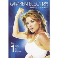 Paramount Carmen Electra's Aerobic Striptease, Disc 1: Strip Your Way To