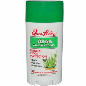 Queen Helene Aloe Deodorant Stick 2.7 oz